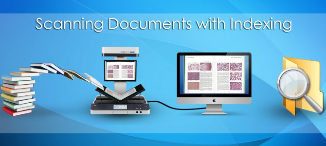Scanning Documents with Indexing