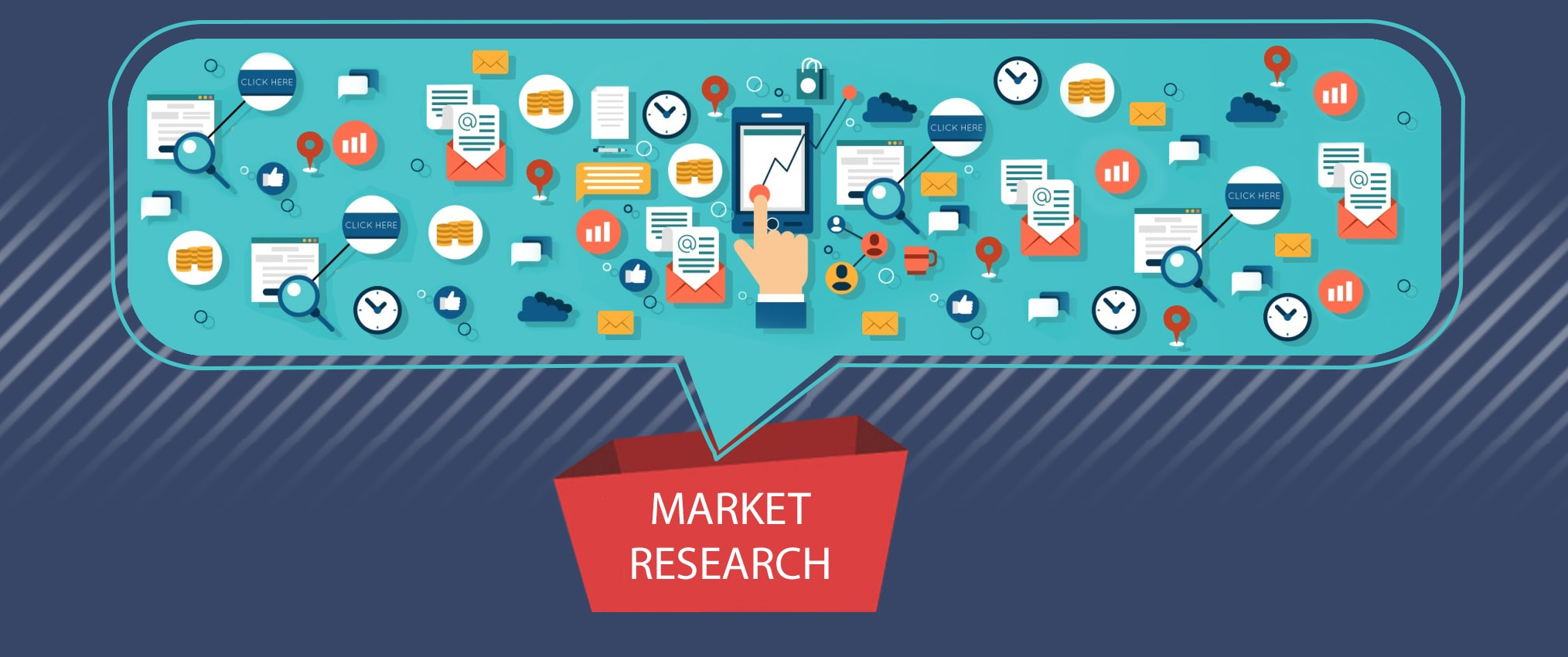 importance of market research to business Market research is the process of gathering and analyzing information about customer groups, competitors, your industry and the general business environment.