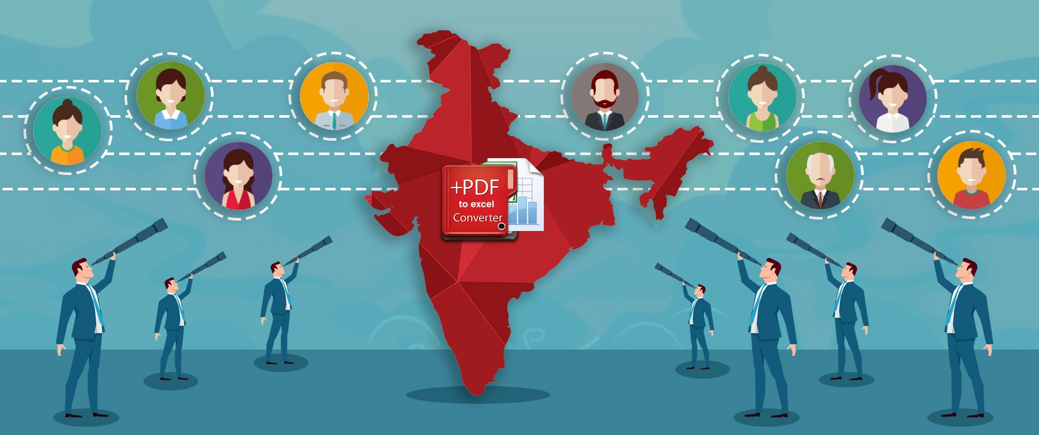 india-is-a-hot-destination-for-pdf-to-excel-conversion