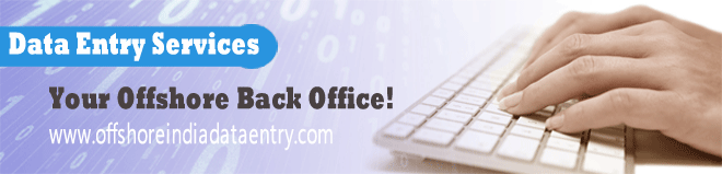 Data Entry Services India