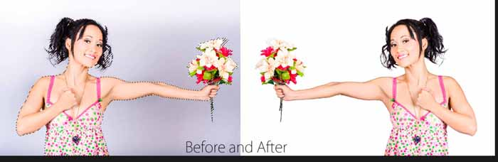 Photo Clipping Path Services