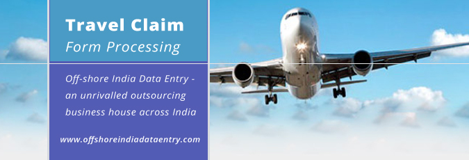 Travel Claim Form Processing