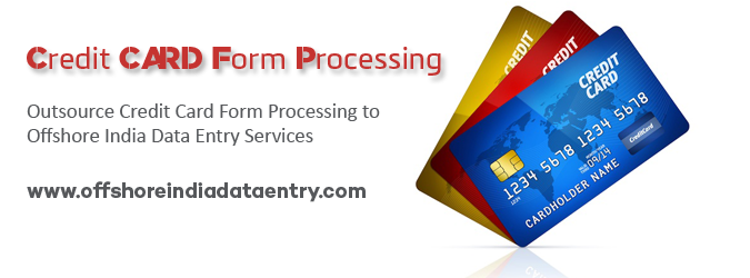 credit card form processing