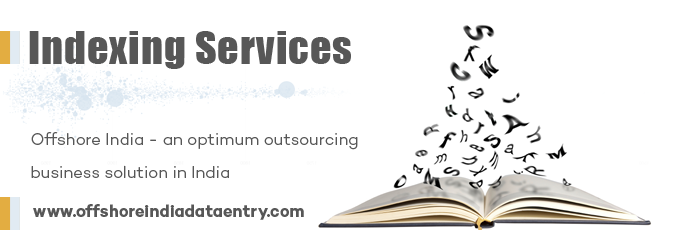 outsourcing indexing services