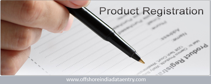 product registration forms